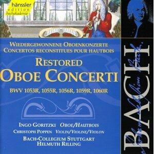 Bach, J.S.: Restored Oboe Concertos