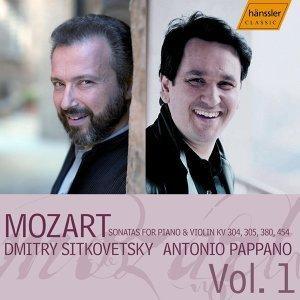 Mozart: Violin Sonatas, Vol. 1