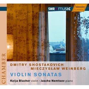 Shostakovich: Violin Sonata / Weinberg: Violin Sonatas Nos. 3 and 4