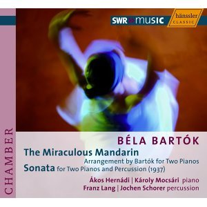 Bartok: Miraculous Mandarin (The) / Sonata for 2 Pianos and Percussion