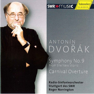 "Dvorak, A.: Symphony No. 9, ""From the New World"" / Carnival"