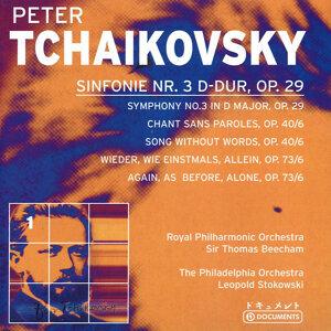 Tchaikovsky - A Portrait, Vol. 1 (1937, 1947)