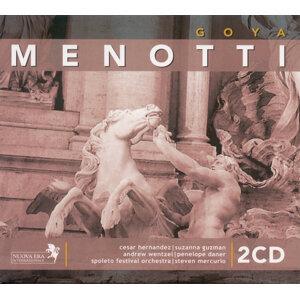 Menotti, G.C.: Goya