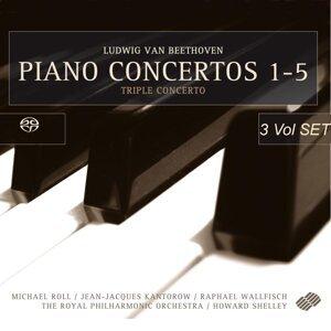 Beethoven: Piano Concertos / Triple Concerto