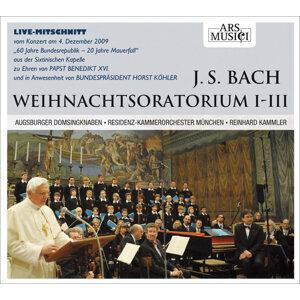 Bach: Weihnachtsoratorium I-III