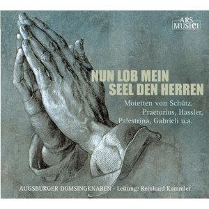 Choral Recital: Augsburg Cathedral Boys' Choir - Hammerschmidt, A. / Schutz, A. / Praetorius, M. / Palestrina, G.P. Da (Motets)