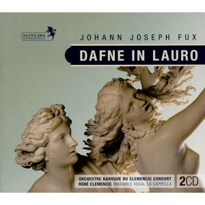 Fux, J.J.: Dafne in Lauro