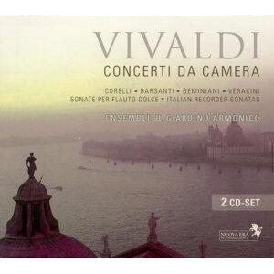 Chamber Music (Baroque) - Vivaldi, A. / Corelli, A. / Barsanti, F. / Geminiani, F. / Veracini, F.M. (Il Giardino Armonico)