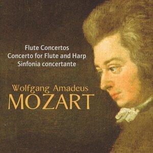 Mozart: Flute Concertos / Concerto for Flute and Harp / Sinfonia concertante
