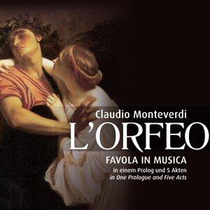 Monteverdi: L'Orfeo (1955)