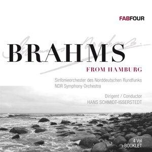 Brahms from Hamburg, Vols. 1-4 (1954-1973)