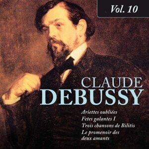 Debussy, Vol. 10 (1950, 1954)