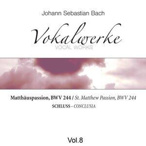 Bach: Vocal Works, Vol. 8 (1949)