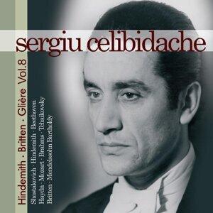 Sergiu Celibidache, Vol. 8 (1946, 1949)