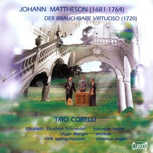 Mattheson: Der brauchbare Virtuoso