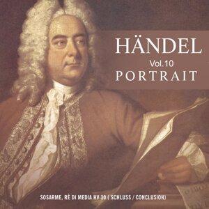 Handel Portrait, Vol. 10 (1954)