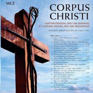 Corpus Christi, Vol. 2