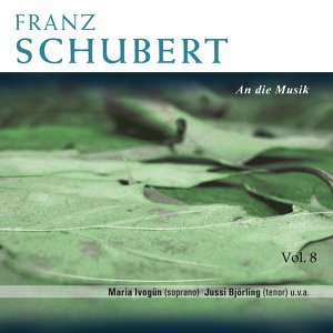 Franz Schubert, Vol. 8 (1922-1941)