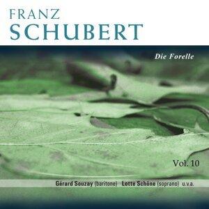 Franz Schubert, Vol. 10 (1927-1938)