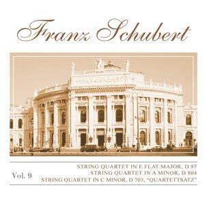 Franz Schubert, Vol. 9 (1934, 1937)
