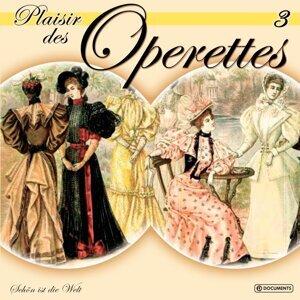 Plaisir des Operettes, Vol. 3 (1942)