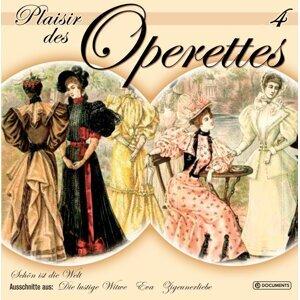 Plaisir des Operettes, Vol. 4 (1940, 1942)