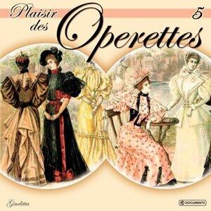 Plaisir des Operettes, Vol. 5 (1942)