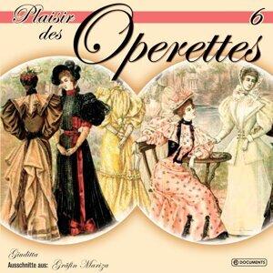Plaisir des Operettes, Vol. 6 (1942, 1944)