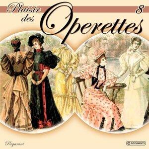 Plaisir des Operettes, Vol. 8 (1940, 1942)