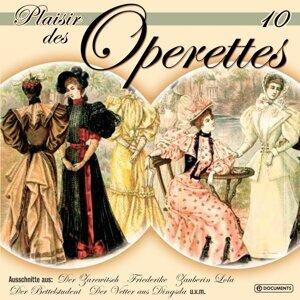 Plaisir des Operettes, Vol. 10 (1942-1946)