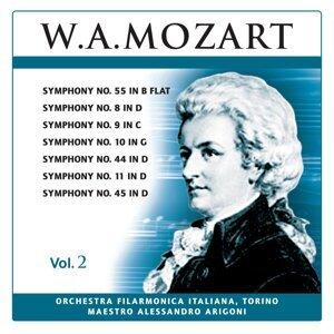 W.A. Mozart, Vol. 2