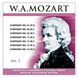 W.A. Mozart, Vol. 3