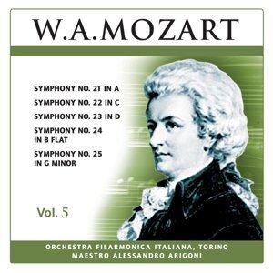 W.A. Mozart, Vol. 5