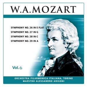 W.A. Mozart, Vol. 6