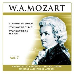 W.A. Mozart, Vol. 7