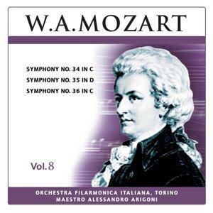 W.A. Mozart, Vol. 8