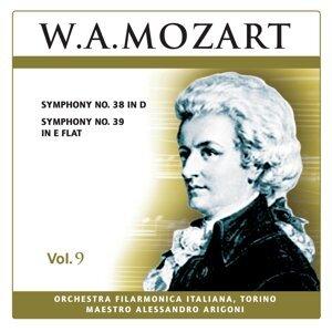 W.A. Mozart, Vol. 9