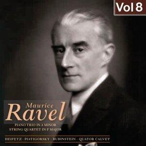 Maurice Ravel, Vol. 8 (1936-1950)