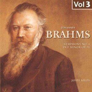 Johannes Brahms, Vol. 3 (1950)