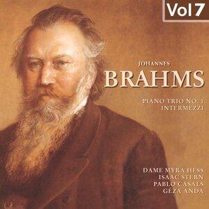 Johannes Brahms, Vol. 7 (1952, 1957)