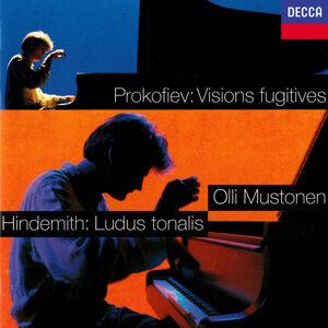 Prokofiev: Visions fugitives / Hindemith: Ludus Tonalis