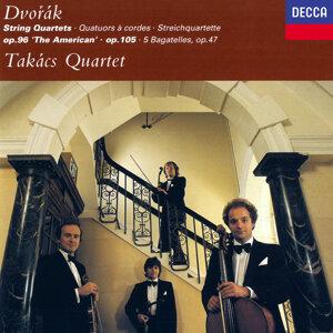 "Dvorak: String Quartets Nos. 12 ""American"" & 14; 5 Bagatelles"