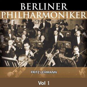Berlin Philharmonic, Vol. 1 (1954)