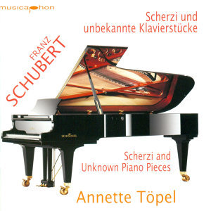 Schubert, F.: Piano Music (Scherzi and Unknown Piano Pieces)