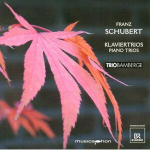 Schubert: Klaviertrios