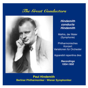 The Great Conductors: Paul Hindemith conducts own works
