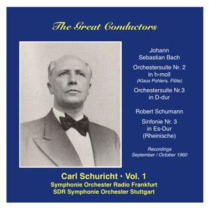 The Great Conductors: Carl Schuricht, Vol. 1 (1960)