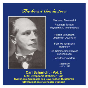 The Great Conductors: Carl Schuricht, Vol. 2 (1941-1960)
