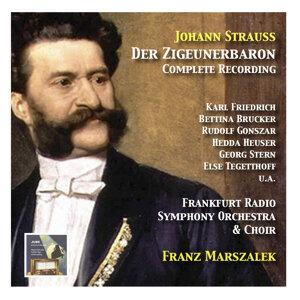 Johann Strauss: Der Zigeunerbaron (Complete Recording)
