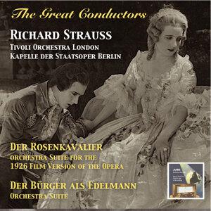 Richard Strauss: Der Rosenkavalier & Der Bürger als Edelmann (The Great Conductors)